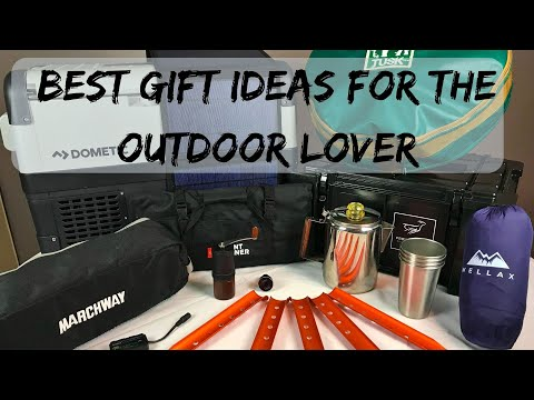Best Outdoor Gifts 2019