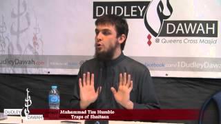 TRAPS OF SATAN (MUST WATCH) | Ustadh. Muhammad Tim Humble