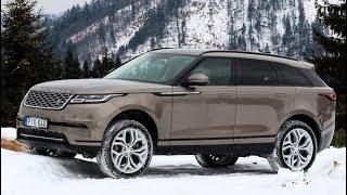 Utazunk! Belerokkanok a fogyasztásába? - Range Rover Velar