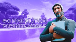 How to get 60FPS on Any Device Fortnite Mobile NO PC