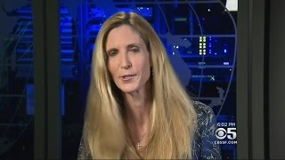 Berkeley Police Prepare For Ann Coulter