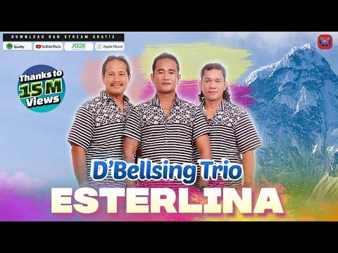 D'BELLSING TRIO - ESTERLINA (Official Music Video) - LAGU BATAK TERPOPULER
