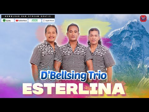 D'BELLSING TRIO - ESTERLINA (Official Music Video)