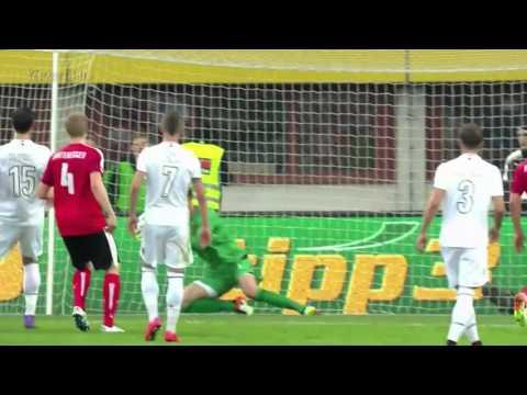 Austria  -  Albania 26/03/2016
