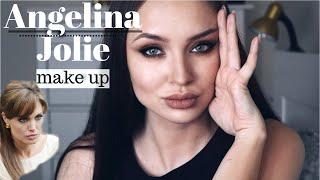 Макияж Анджелины Джоли хитрости в ее образе