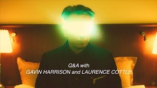 Gavin Harrison - Cheating the Polygraph (Q&A with Gavin and Laurence Cottle)