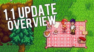 Stardew Valley - 1.1 Update and Console Port - News and Release Date