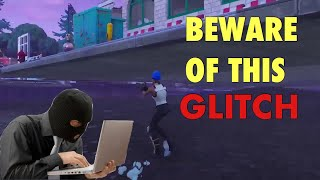 Tilted Towers Under the Map Glitch Watch Out! Fortnite: Battle Royale