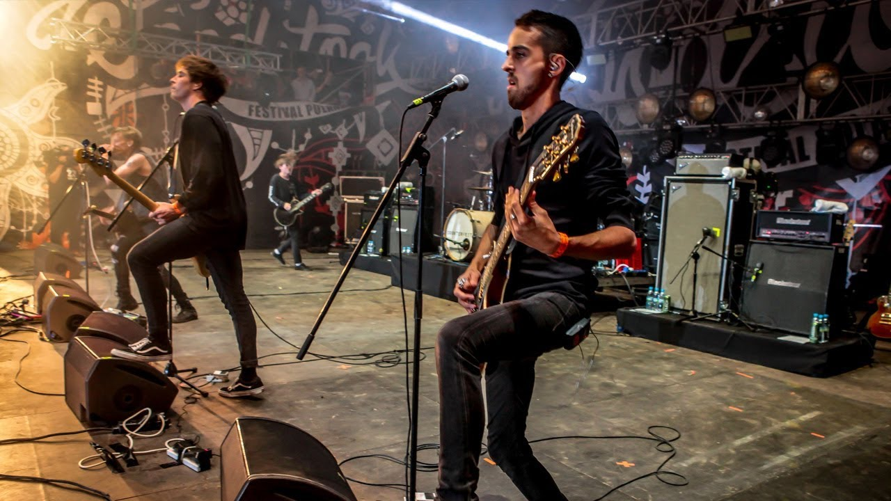 Counterfeit – Hold Fire #woodstock2017