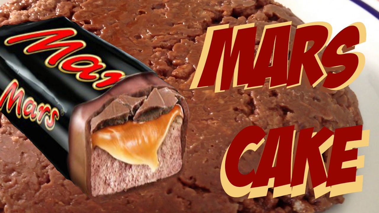 Microwave Mars Cake Only 3 Minutes Youtube