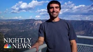 Search Continues In Mexico For Missing North Carolina Teacher | NBC Nightly News