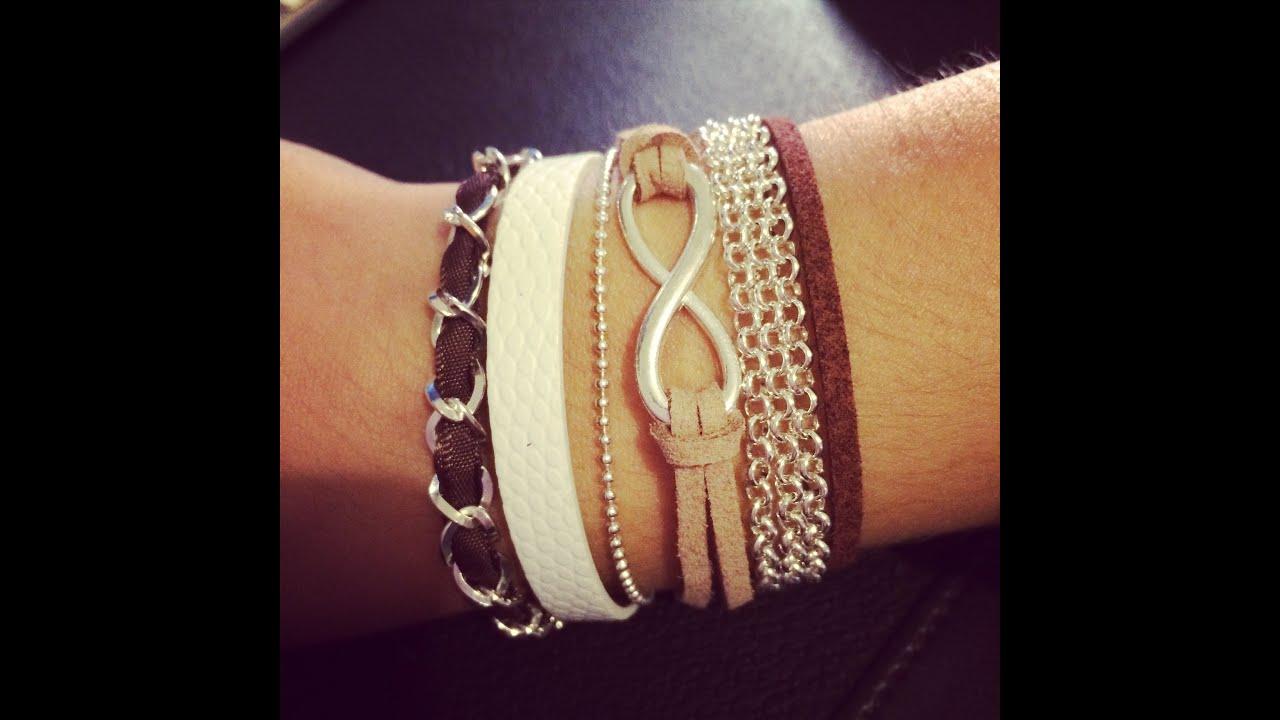 Célèbre tuto #15 : Le bracelet mutlirang - YouTube PS98