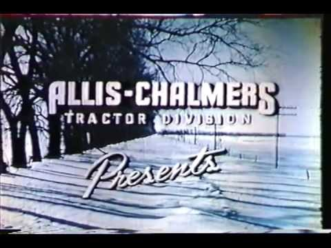"""Snowbound"" - an Allis Chalmers promotional film"