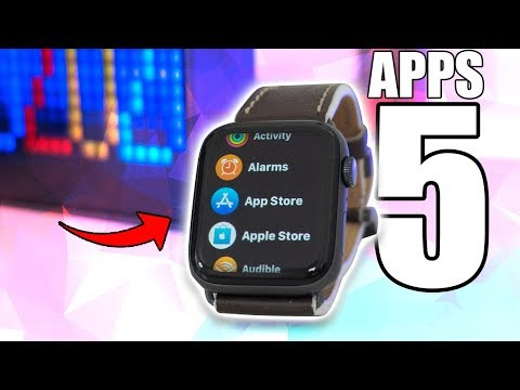 5 Apps For The Apple Watch You Do Not Want To Miss