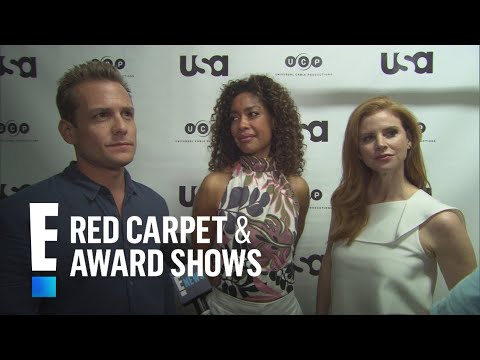 """Suits"" Stars Talk Gina Torres' Exit From Series 