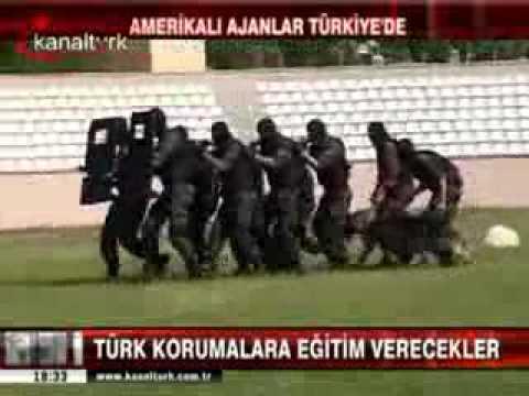 Amerikan ajanlarını türk askerleri ankarada eğitiyor