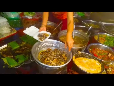 Phnom Penh Street Food 2019 - Amazing Food Tour - Cambodia (country)