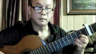 Đàn Chim Tha Phương (Đức Huy) - Guitar Cover by Hoàng Bảo Tuấn