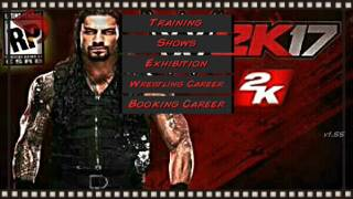 DOWNLOAD BEST WWE 2K17 MOD WR3D WITH APK LINK