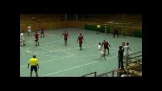 الاتحاد العربي لكرة اليد بطولة الشباب  - الجزائر و مصر
