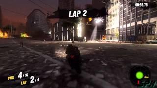 MotorStorm Apocalypse - Gameplay