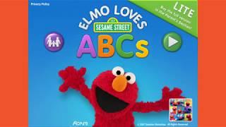 Elmo Loves ABCs App Lite Version