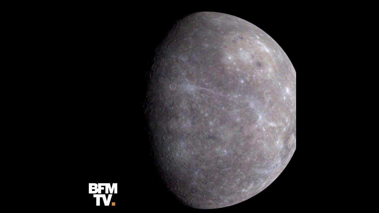 Pour la première fois, l'agence spatiale européenne lance une mission vers Mercure