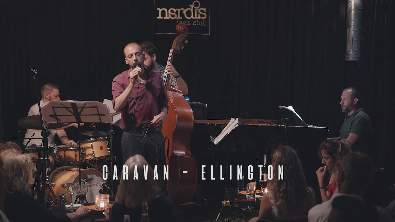 Fuat TUAÇ Quartet at Nardis Jazz Club