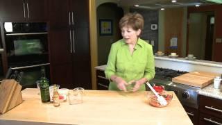 Watermelon Salsa And Watermelon Salad - Lakeland Cooks!