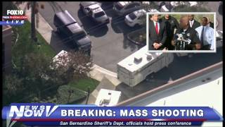 FNN: San Bernardino Sheriff's Department Says 14 Dead in Mass Shooting