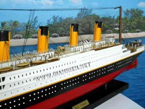 RMS TITANIC - GIA NHIEN VIETNAM BOAT BUILDER