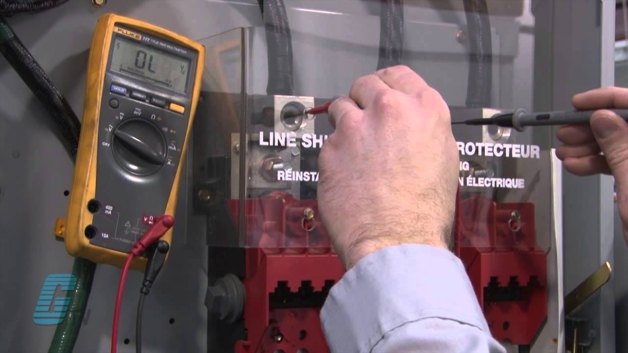 Verifying Three Phase Voltage A Galcotv Tech Tip Youtube