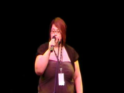 Leah Carter - Happy (Leona Lewis cover at Living S...