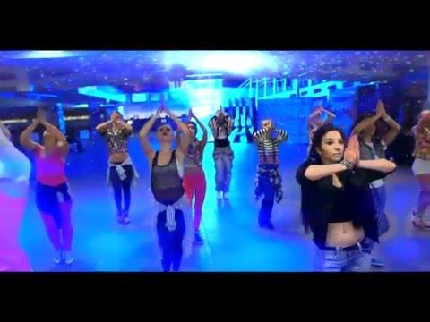Танцевальный клип Санта Лючия для школы танца S-Dance