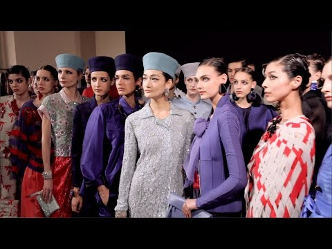 Giorgio Armani Cruise 2020 – Best of