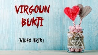Merinding..Bukti - VIRGOUN (Video Lirik, Cover By Aviwkila)