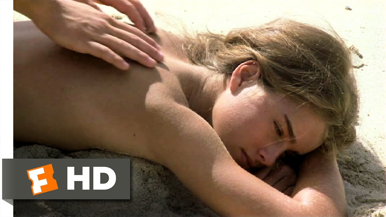 The Blue Lagoon (5/8) Movie CLIP - Lovers (1980) HD
