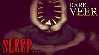 *REALLY CREEPY* PIXEL STYLED HORROR GAME  | Dark Veer