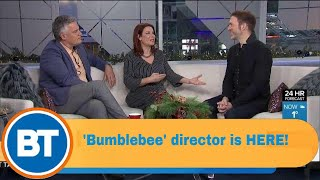 'Bumblebee' Director Travis Knight Talks Re-booting 'The Transformers'