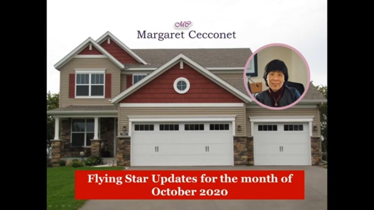 Flying Star Updates for October 2020
