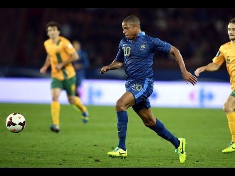 Les buts de Loic Remy en Equipe de France !