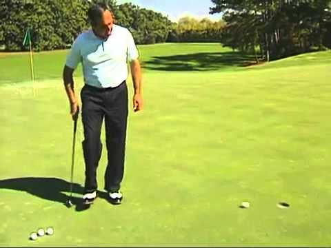 Seve Ballesteros Trick Shots Short Game Trick Shots