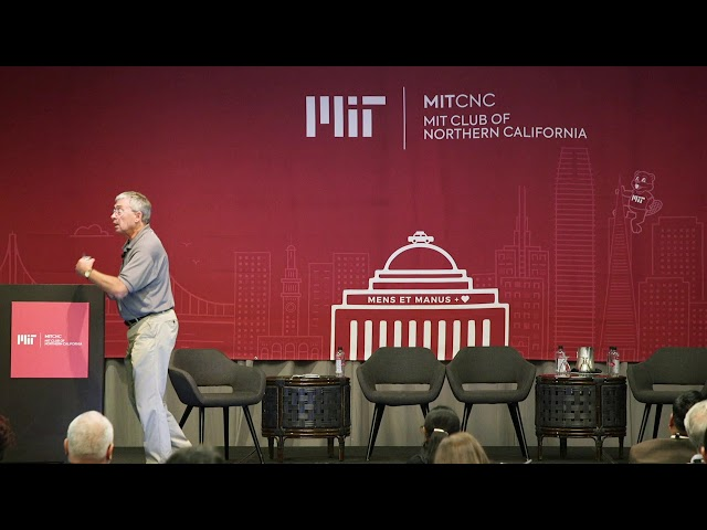 Shaping Work of the Future - MIT AI Conference 2019