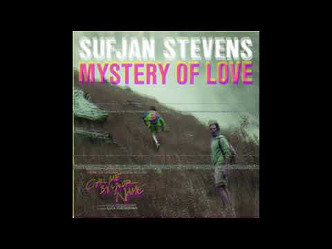 Sufjan Stevens - Mystery Of Love (80s Synthpop Version)