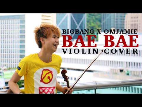 BIGBANG - Bae Bae Violin Cover