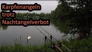 Karpfenangeln trotz Nachtangelverbot | wr fishing