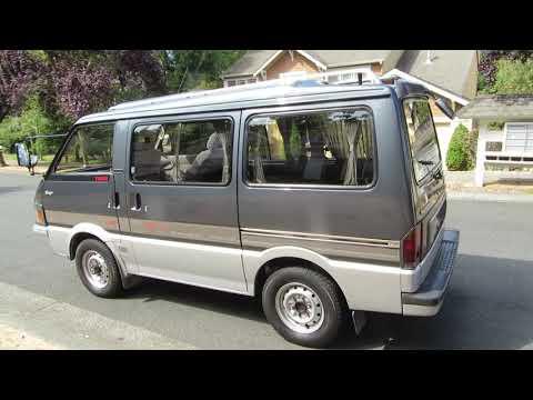 Mazda Bongo 1990  4WD F5 turbo diesel