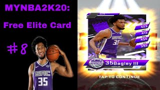 MYNBA2K20 #8: How To Get A Free Elite Card + The Best Player Speaks Out!