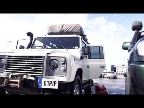 Vottovaara 4x4 trip (Estonia-Finland-Russia-Estonia)