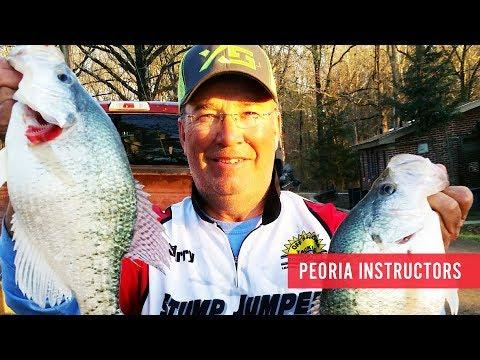 Peoria, Illinois - Crappie U Instructors